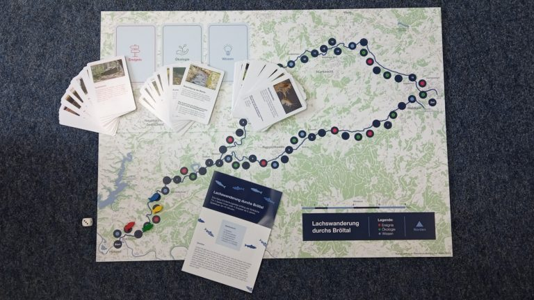 VITAL.NRW-Projekt Brettspiel umgesetzt